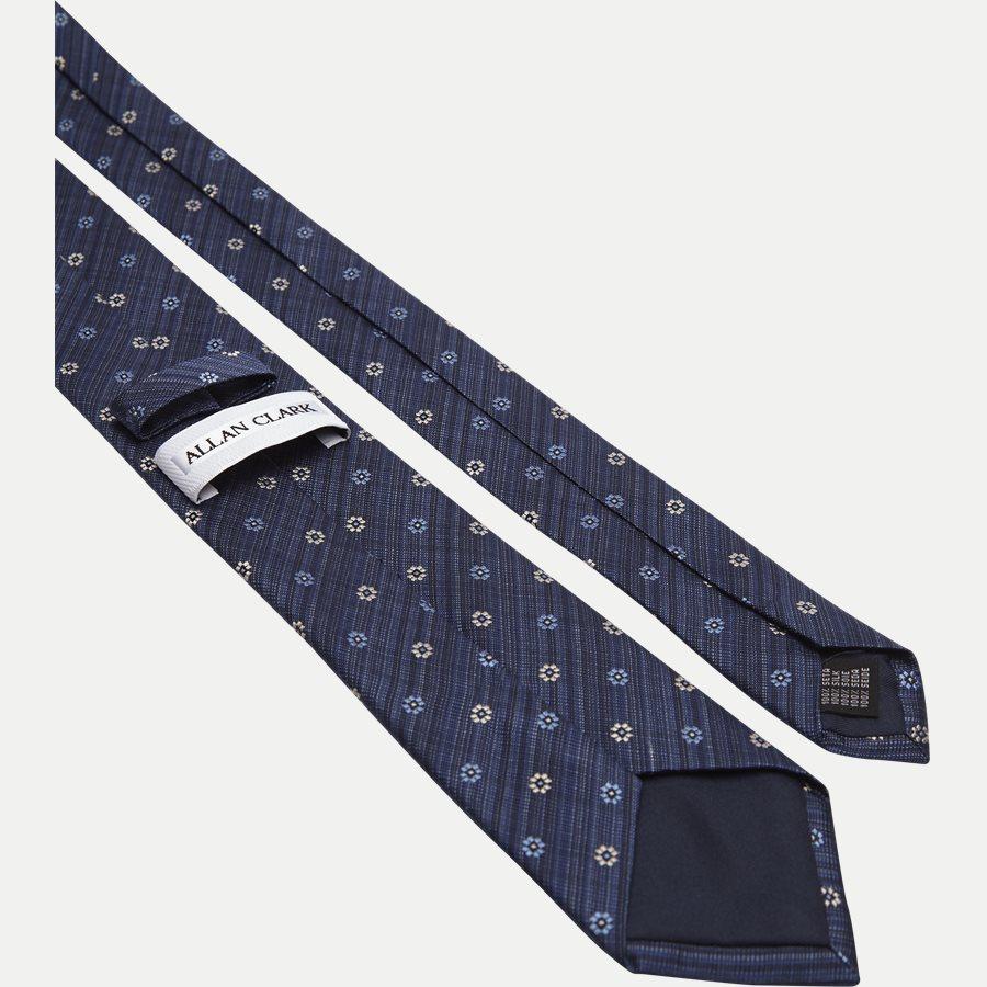 K541 - Krawatten - NAVY - 3