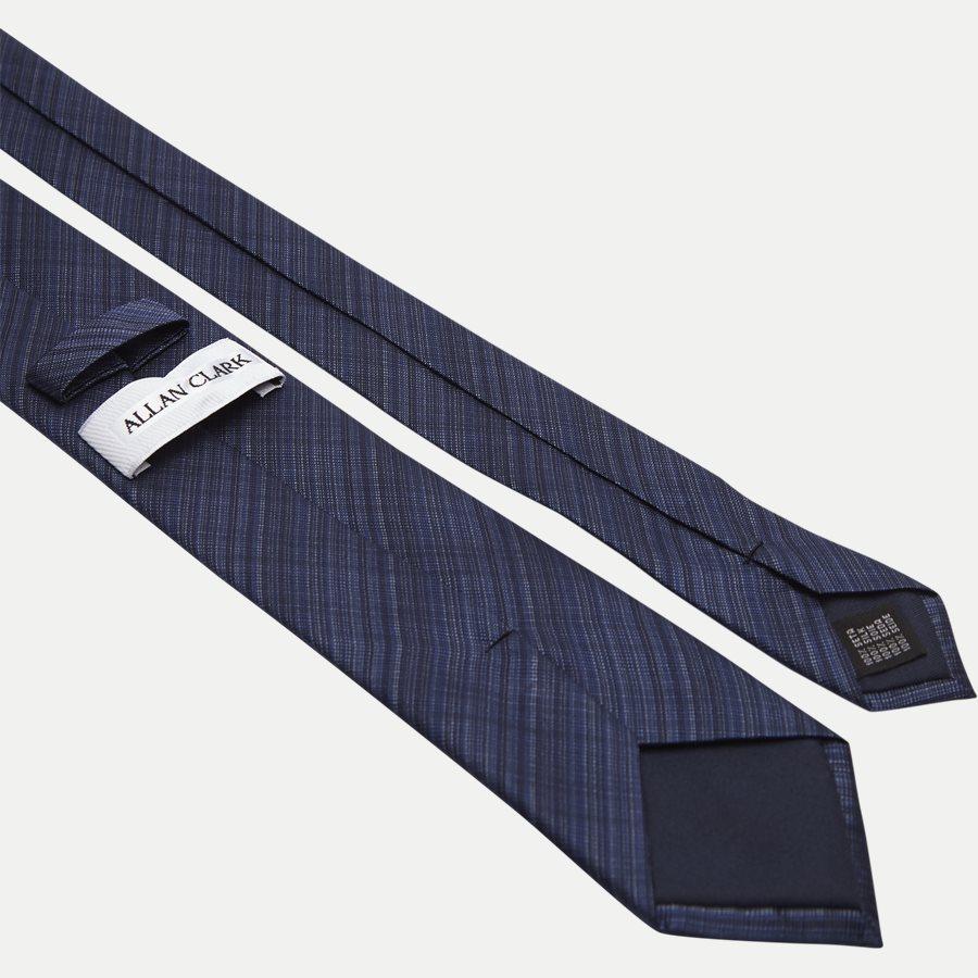 K543 - Krawatten - NAVY - 3