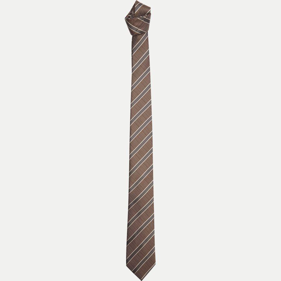 DES#K1108 - Krawatten - EARTH - 1