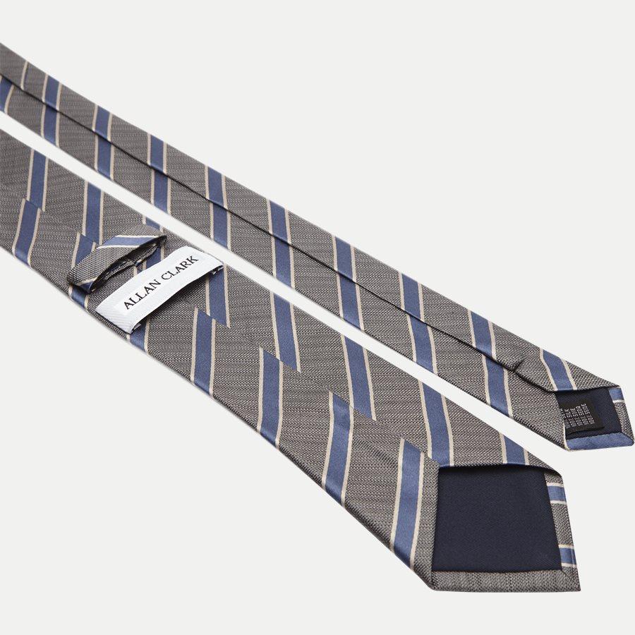 DES#K1108 - Krawatten - GREY - 3