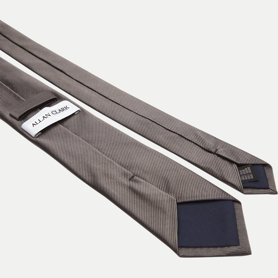 9005CR - Krawatten - GREY - 3