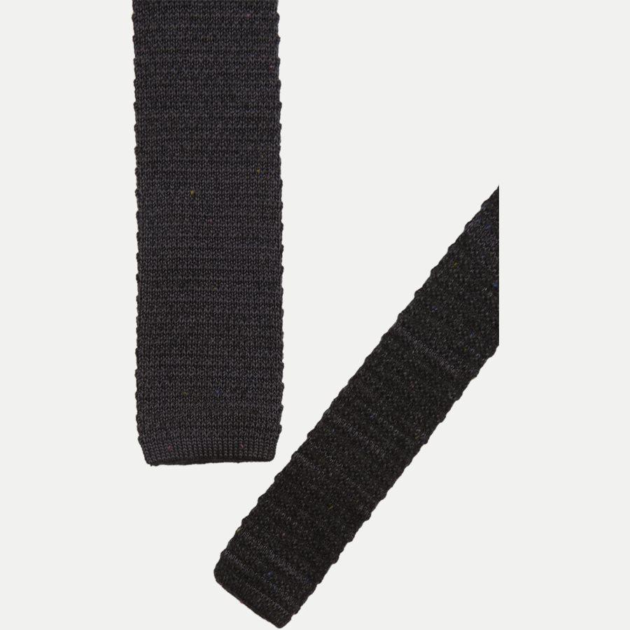 DES#JL012 - Krawatten - GREY - 2