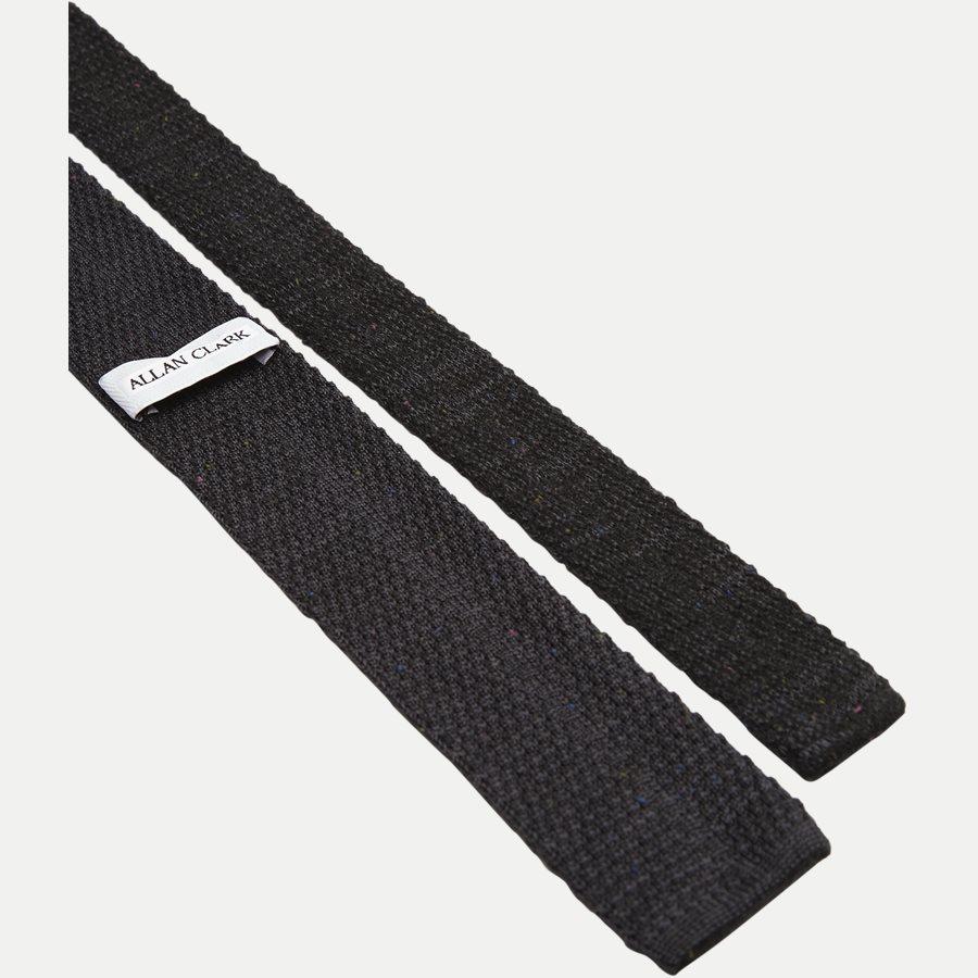 DES#JL012 - Krawatten - GREY - 3