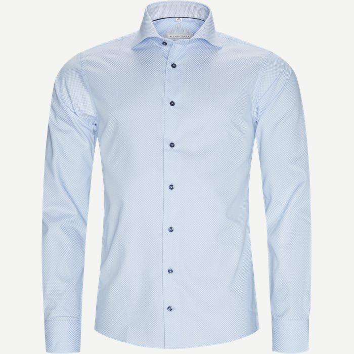 Nutella Skjorte - Skjorter - Modern fit - Blå