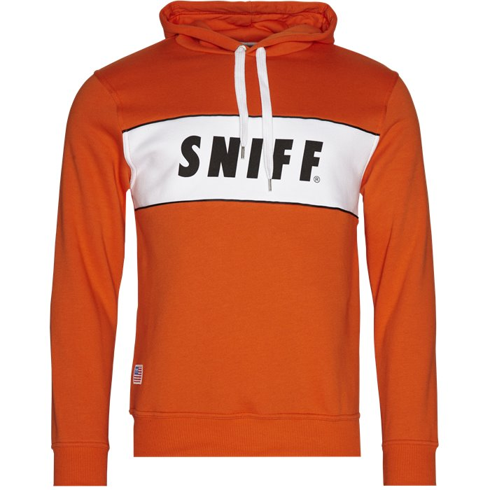 Fayette - Sweatshirts - Regular - Orange