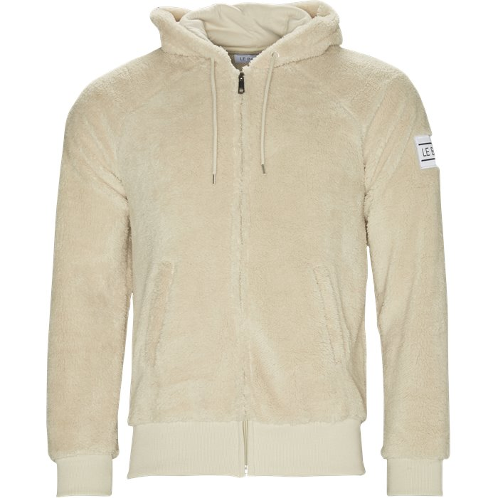 Kelian - Sweatshirts - Regular - Sand