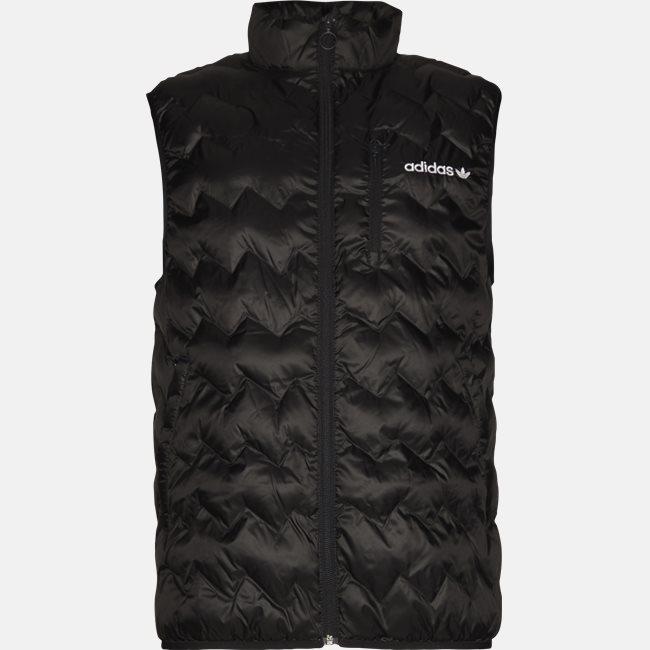 Serrated Vest
