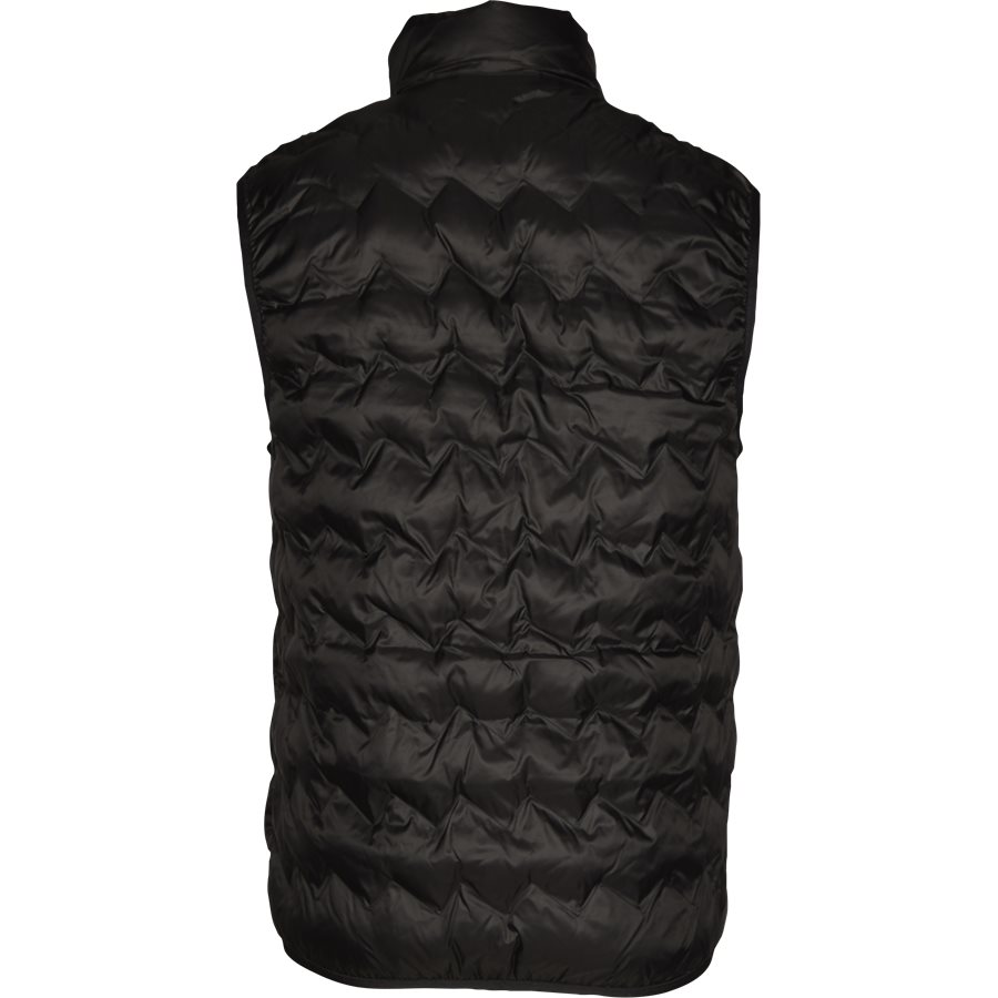 SERRATED VEST BR4780 - Västar - Regular - SORT - 2