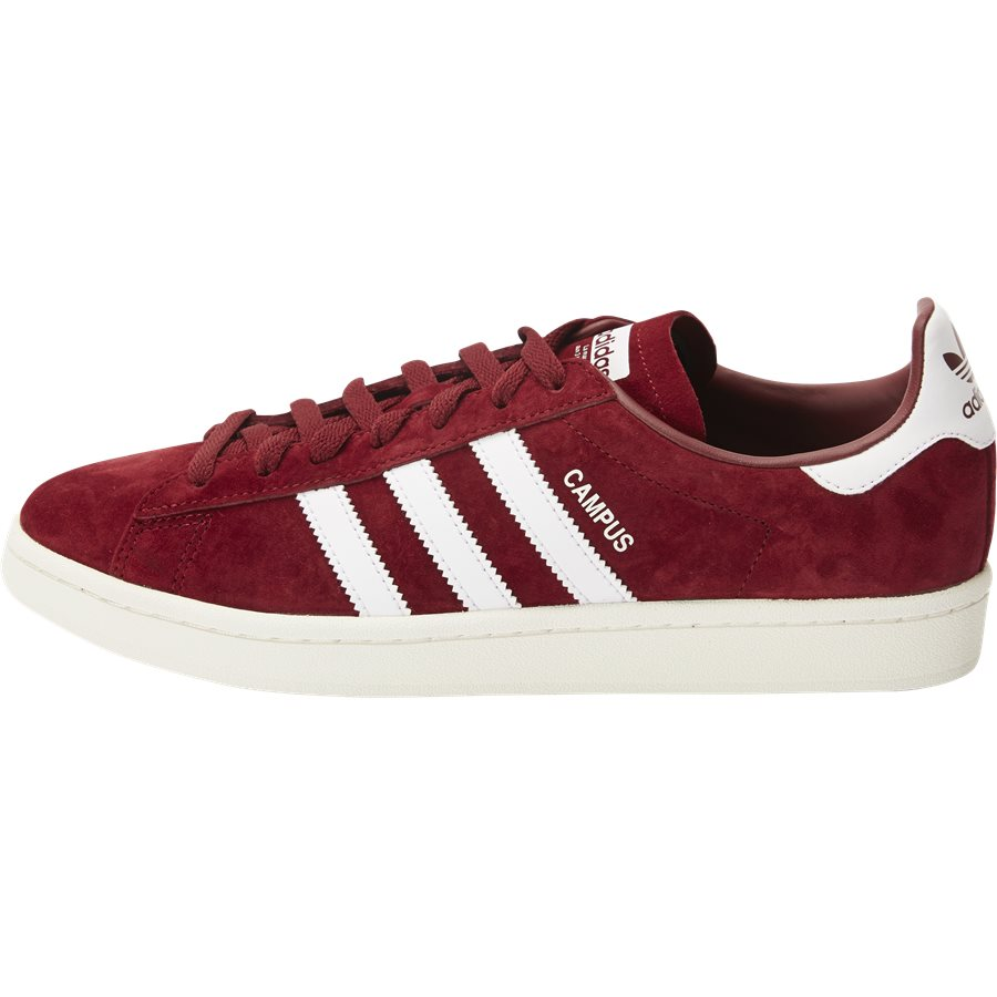new product fe5c6 636cf CAMPUS BZ0087 - Campus - Sko - BORDEAUX - 1. Adidas Originals