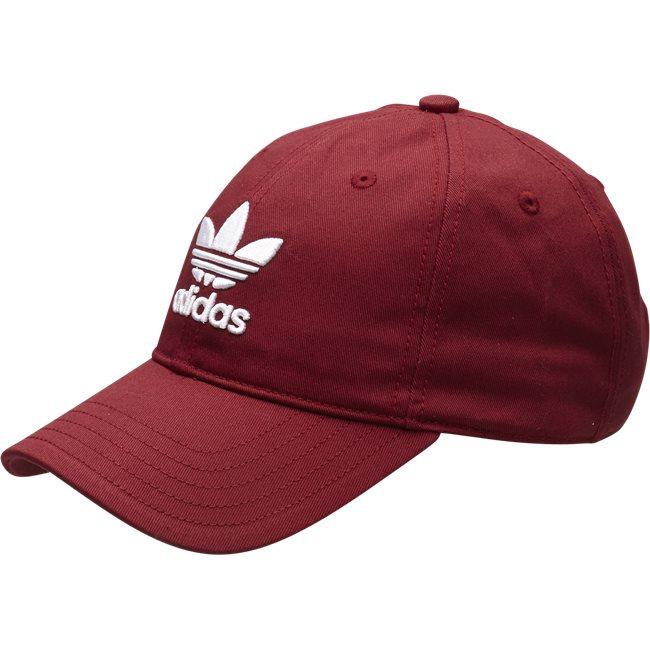Trefoil Cap