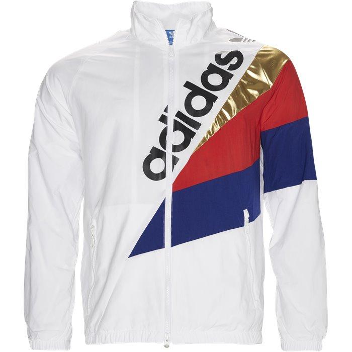 Tribe TT WB - Sweatshirts - Regular - Hvid