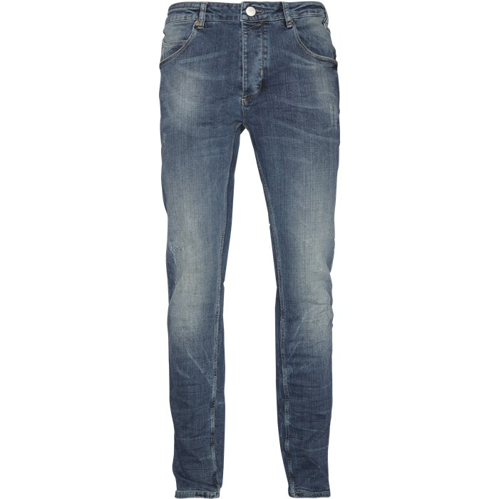 Rey - Jeans - Regular - Denim