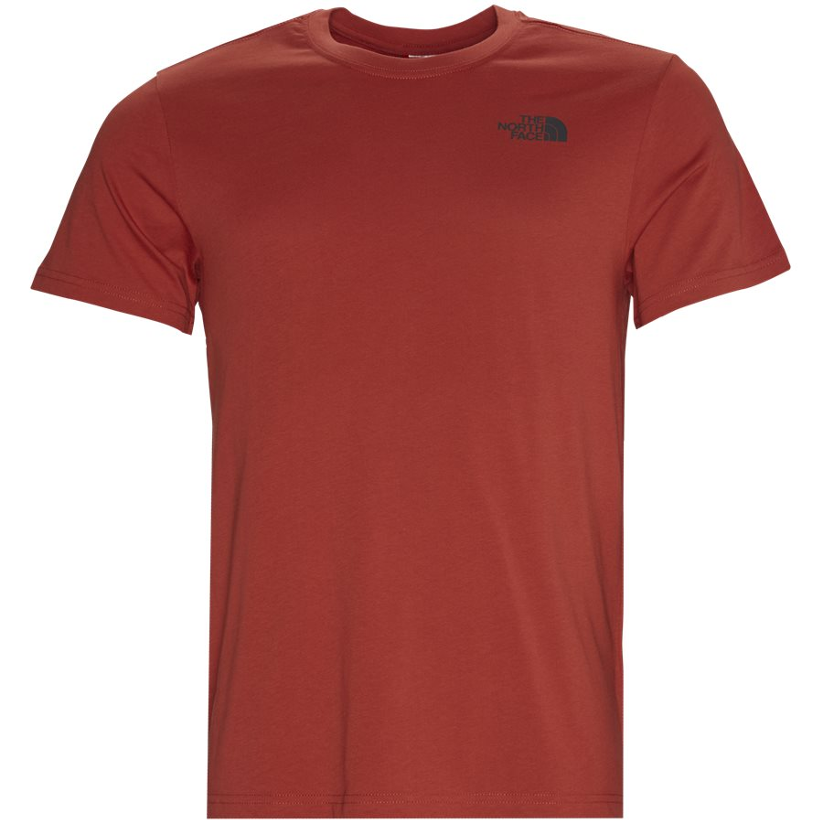 RED BOX TEE - Red Box Tee - T-shirts - Regular - RØD - 2