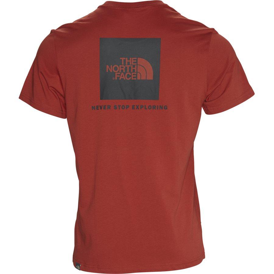 RED BOX TEE - Red Box Tee - T-shirts - Regular - RØD - 3