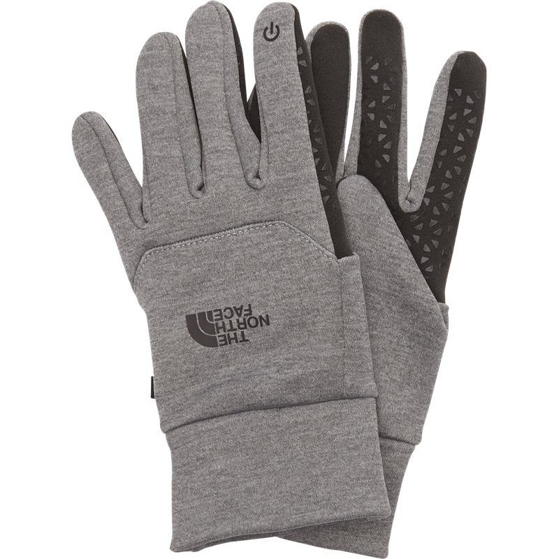 The North Face Etip Gloves Grå