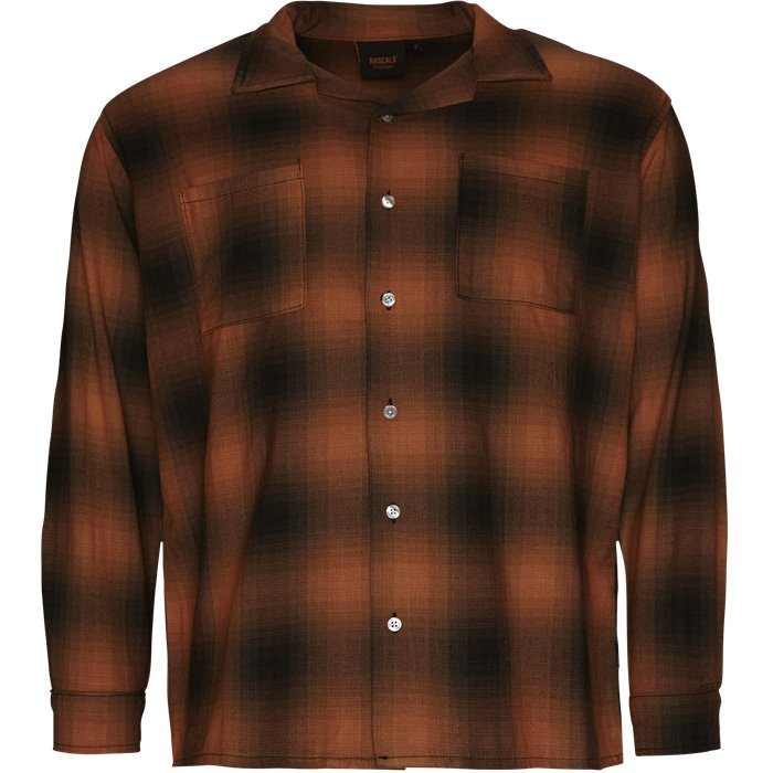Revenant Shirt - Skjorter - Regular - Orange