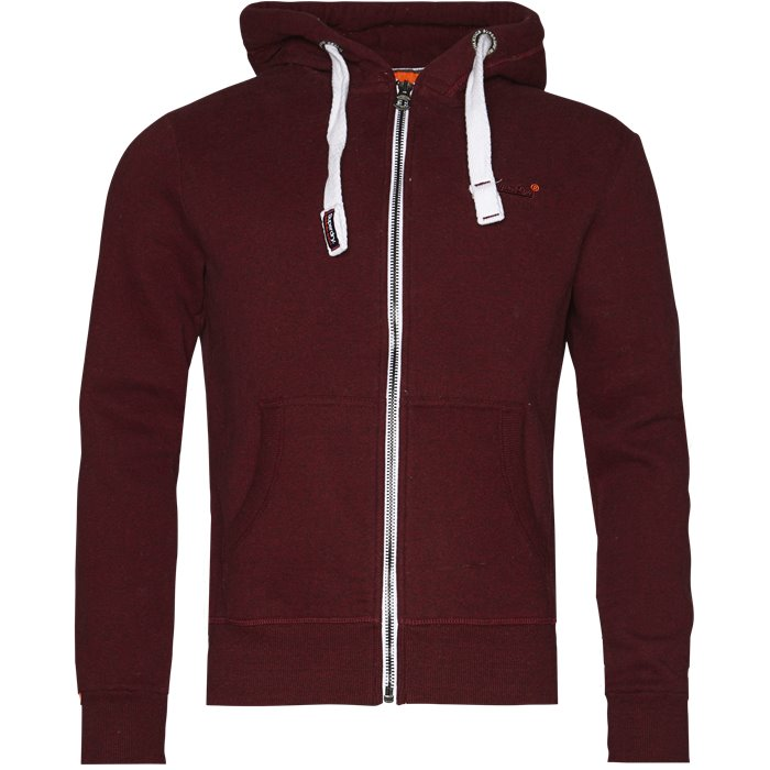 M20002APF5 - Sweatshirts - Regular - Bordeaux