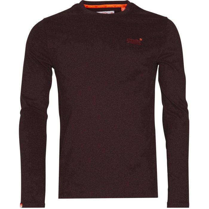 M600 - T-shirts - Regular - Bordeaux