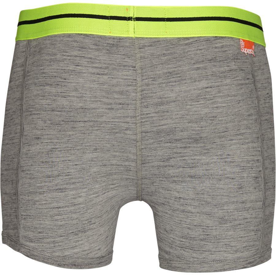 M3100. - Underkläder - Regular - GRÅ/KOKS - 6