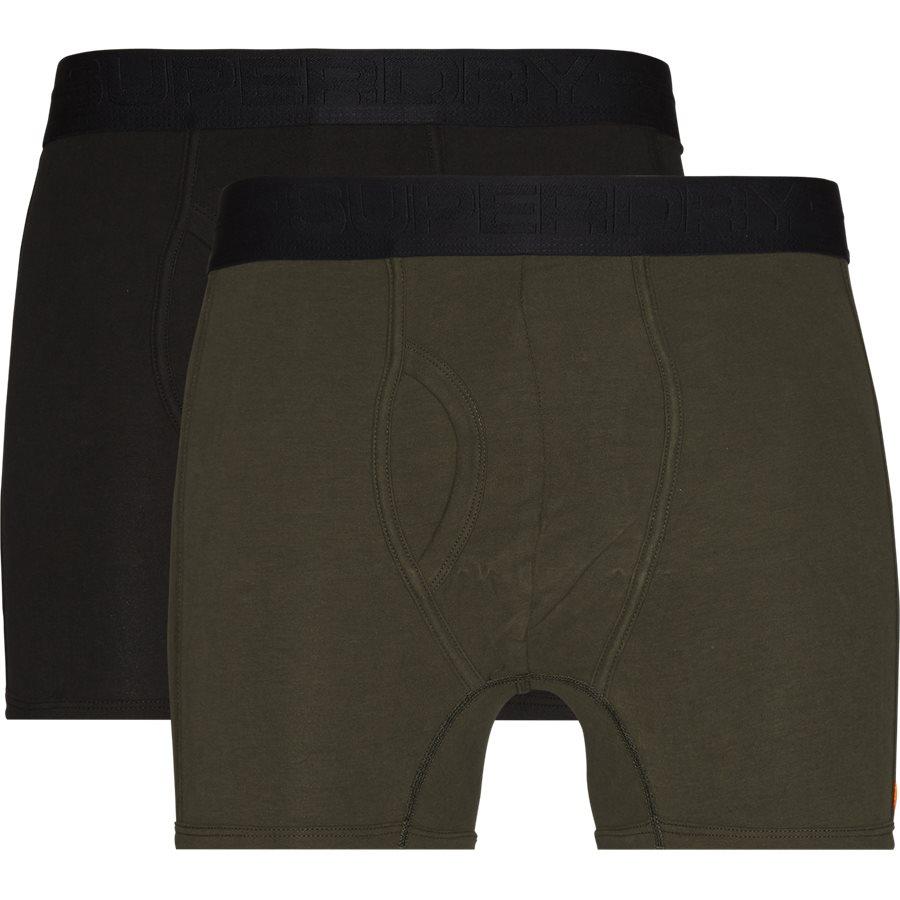 M3100. - Underkläder - Regular - GRØN - 1