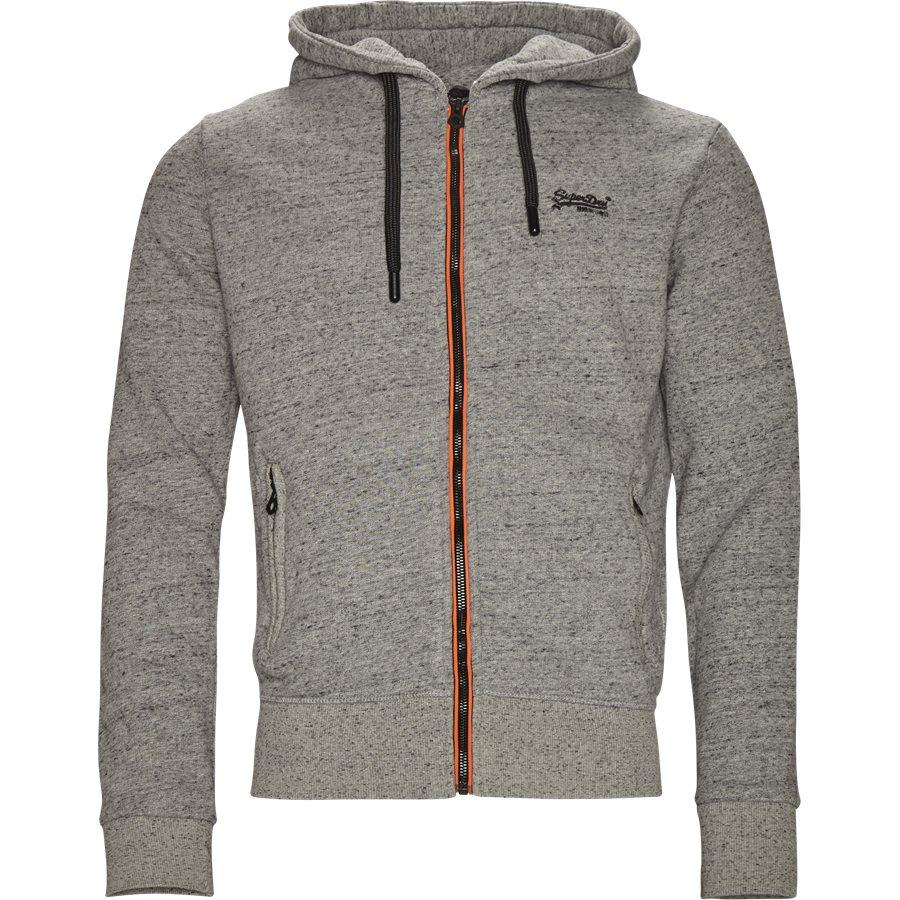 M20022XP EP8 - M20022XP - Sweatshirts - Regular - GRÅ - 1