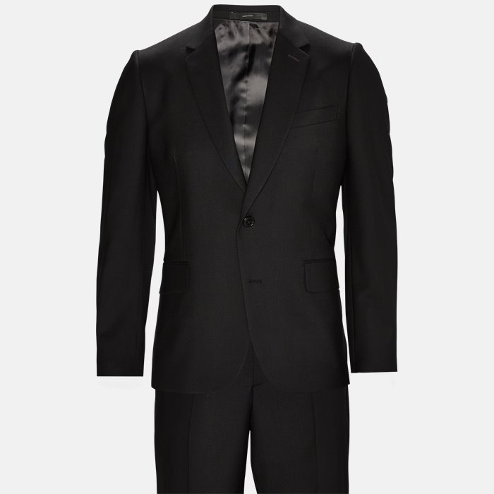 Suits - Slim - Black
