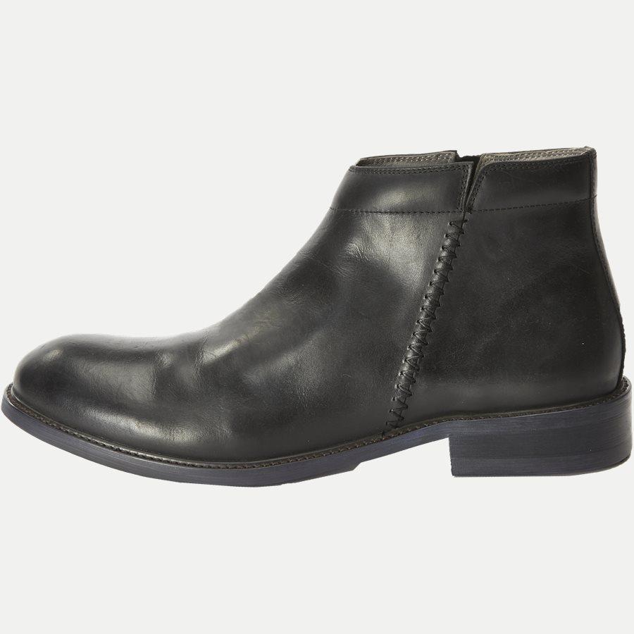 576e13ac3c7 3608 - TGA Chelsea Boot - Sko - SORT - 1. Ahler
