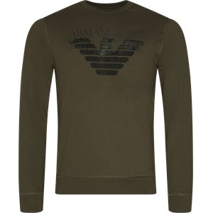 Sweatshirt Regular | Sweatshirt | Army