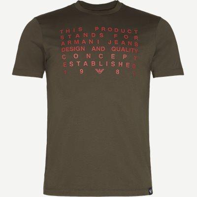 T-shirt Regular | T-shirt | Army