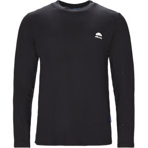 Bari Langærmet T-shirt Regular   Bari Langærmet T-shirt   Blå