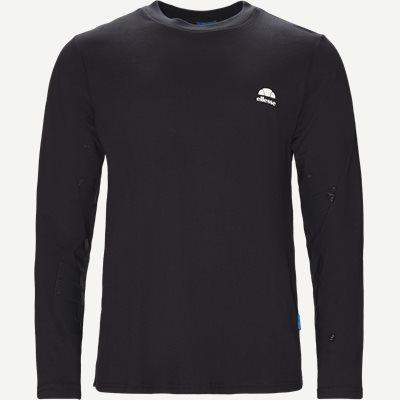 Bari Langærmet T-shirt Regular | Bari Langærmet T-shirt | Blå