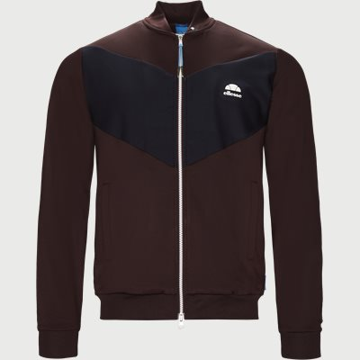 Riva Full Zip Sweatshirt Regular | Riva Full Zip Sweatshirt | Bordeaux