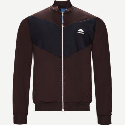 Riva Full Zip Sweatshirt Regular | Riva Full Zip Sweatshirt | Bordeaux