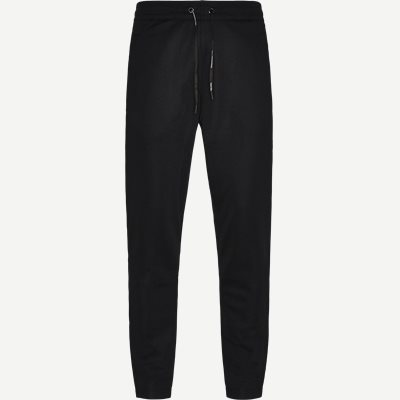 T Club Sweatpants Regular | T Club Sweatpants | Sort