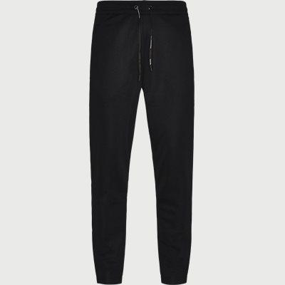 T Club Sweatpants Regular | T Club Sweatpants | Sort