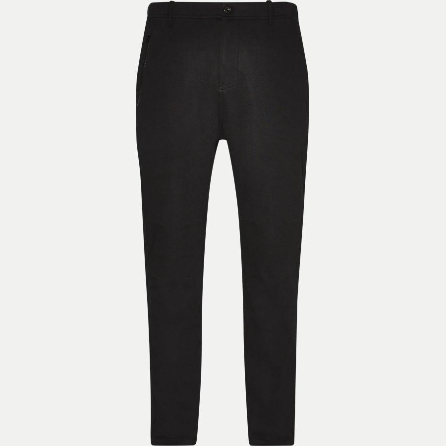 SCRILL PA - Scrill Sweatpants - Bukser - Regular - SORT - 1
