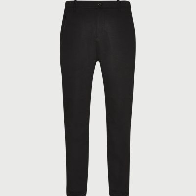 Scrill Sweatpants Regular | Scrill Sweatpants | Sort