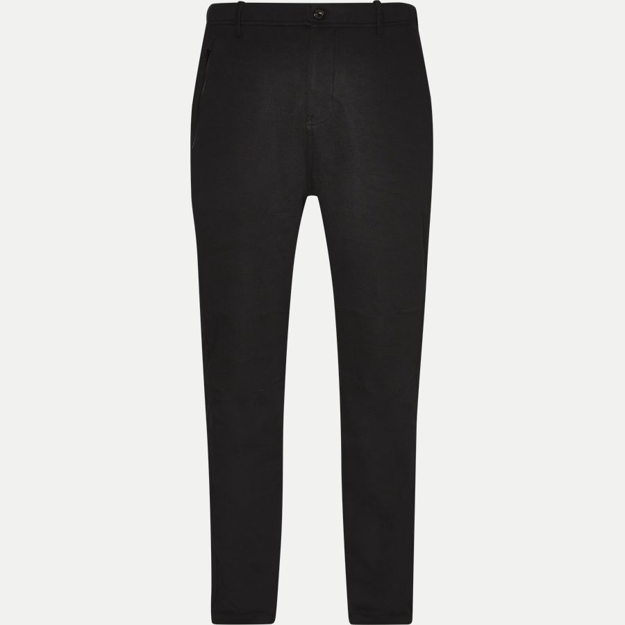 SCRILL PA - Scrill Sweatpants - Bukser - Regular - SORT - 1