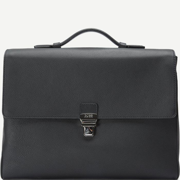 Traveller_Briefcase Bag - Tasker - Sort