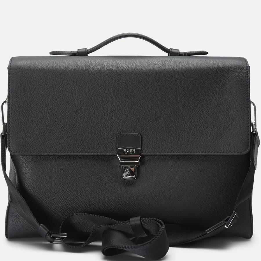 50322119 TRAVELLER_BRIEFCASE - Traveller_Briefcase Bag - Tasker - SORT - 5
