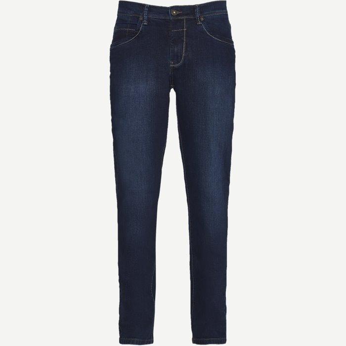 Jeans - Straight fit - Denim