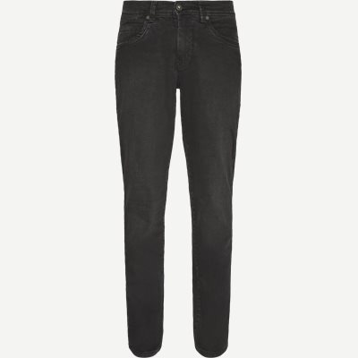 Cadiz Jeans Straight fit | Cadiz Jeans | Sort
