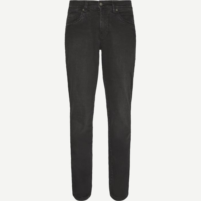 Jeans - Straight fit - Schwarz