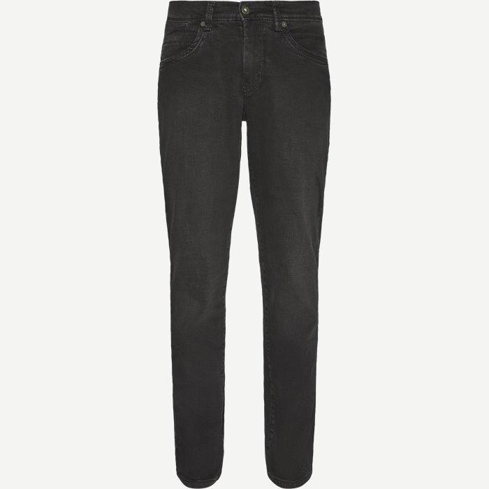 Cadiz Jeans - Jeans - Straight fit - Sort