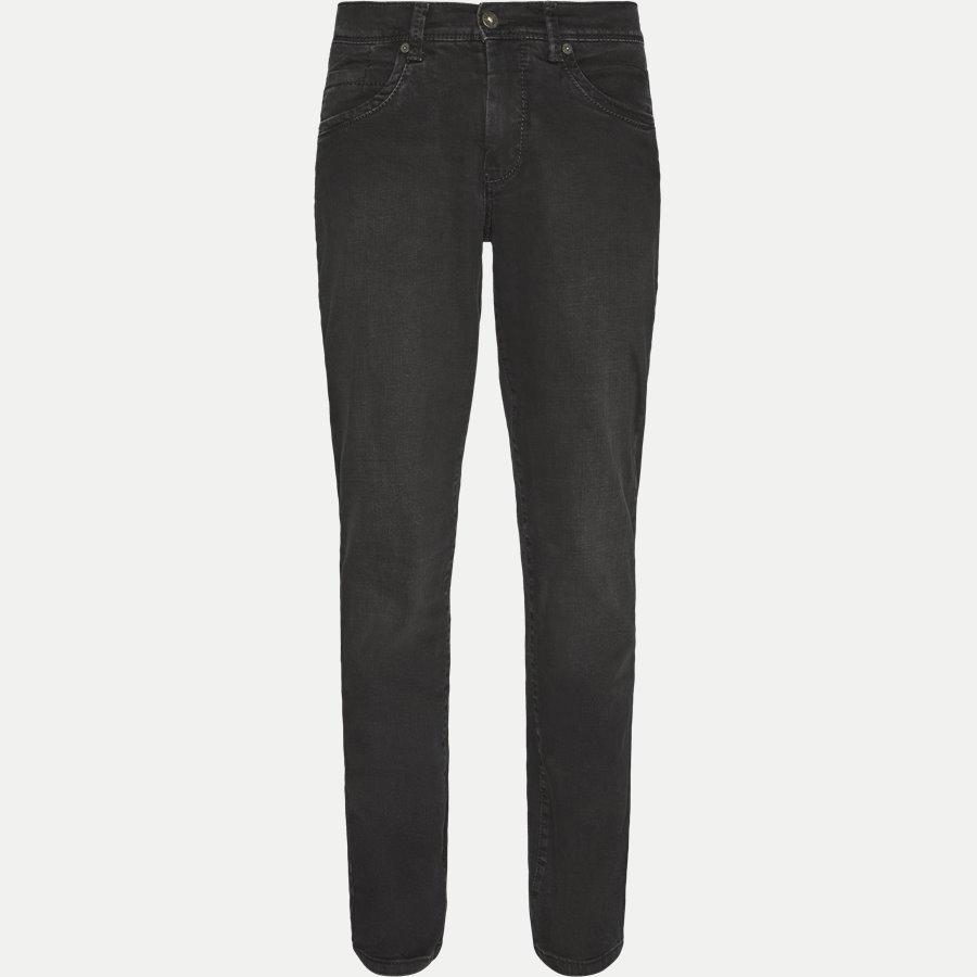 87-6067 - Cadiz Jeans - Jeans - Straight fit - SORT - 1