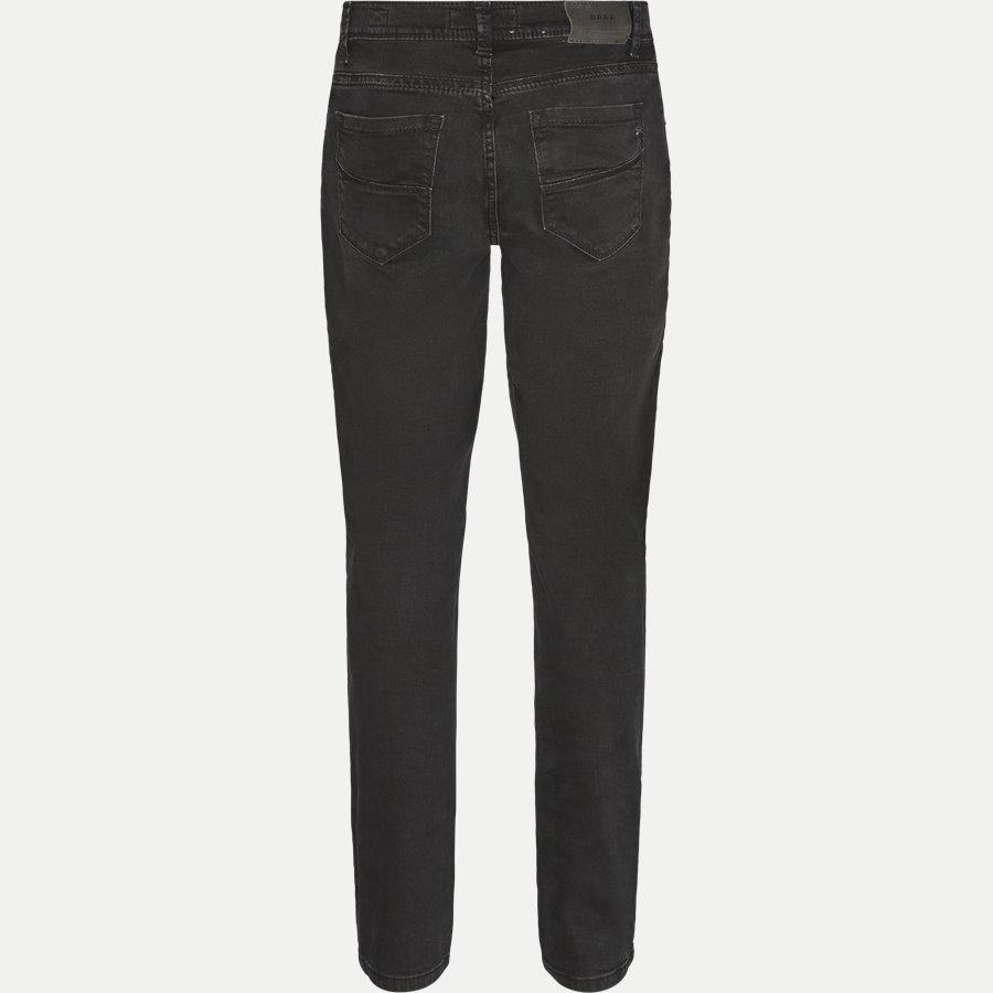 87-6067 - Cadiz Jeans - Jeans - Straight fit - SORT - 2