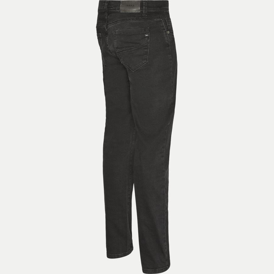 87-6067 - Cadiz Jeans - Jeans - Straight fit - SORT - 3