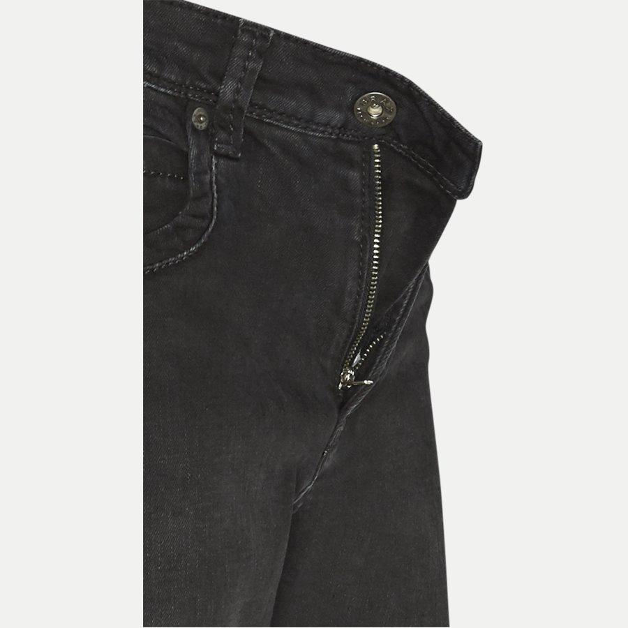 87-6067 - Cadiz Jeans - Jeans - Straight fit - SORT - 4