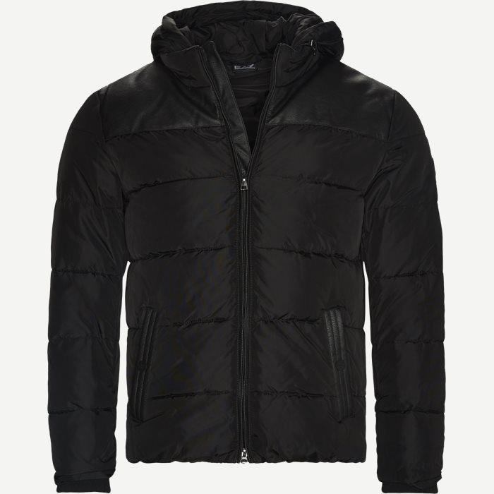 Vinterjakke - Jakker - Regular - Sort