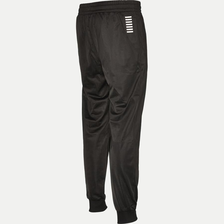 PJ08Z-6YPV70 VR. 51 - Sweatpants - Bukser - Regular - SORT/SORT - 3